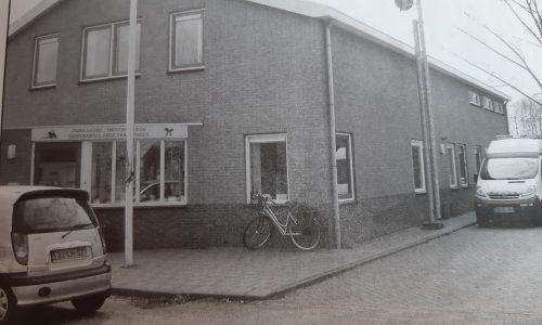 1. Oude hoofdgebouw